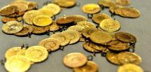 Altın düşüşe geçti! İşte çeyreğin fiyatı