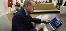 Cumhurbaşkanı Erdoğan, AA'nın 'Yılın Fotoğrafları' oylamasına katıldı