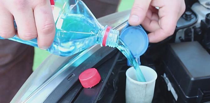 Kışın silecek suyunun donmaması için ne yapmalı?
