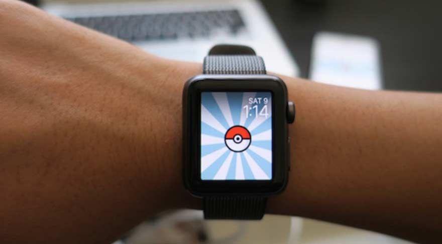 Apple Watch için Pokemon Go çıktı