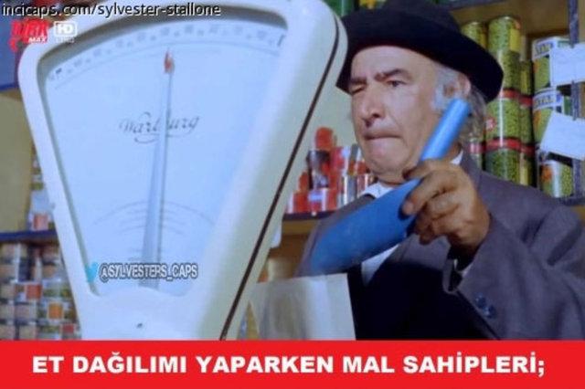 EN İYİ 'KURBAN BAYRAMI' CAPSLERİ!