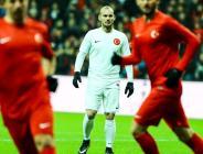 Sneijder: Kendimi bir Türk gibi hissedeceğim