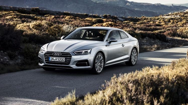 Yeni Audi A5 Coupe Türkiye'de satışa çıktı