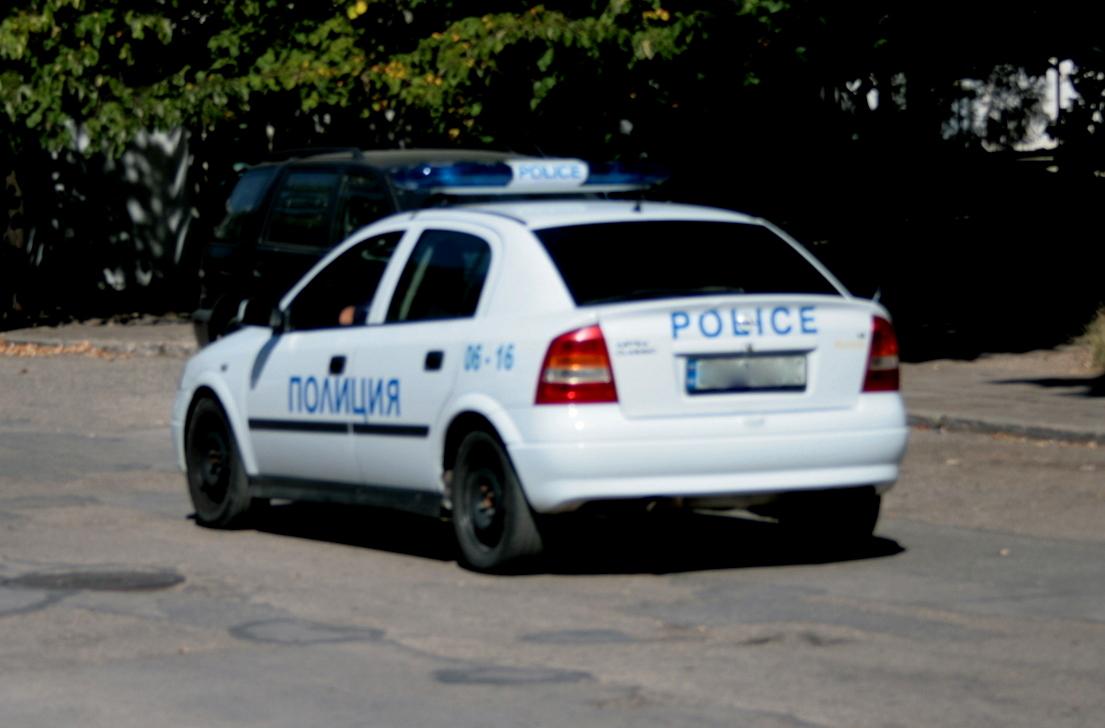 Silayolu:Bulgaristan Polis arabasi?