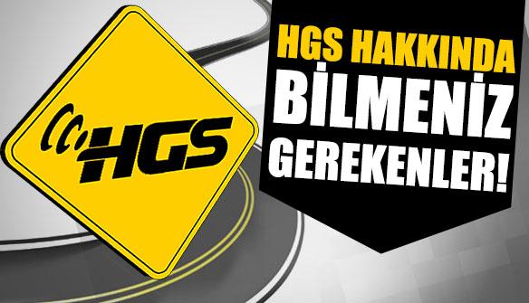 HGS (HIZLI GECIS SISTEMI)